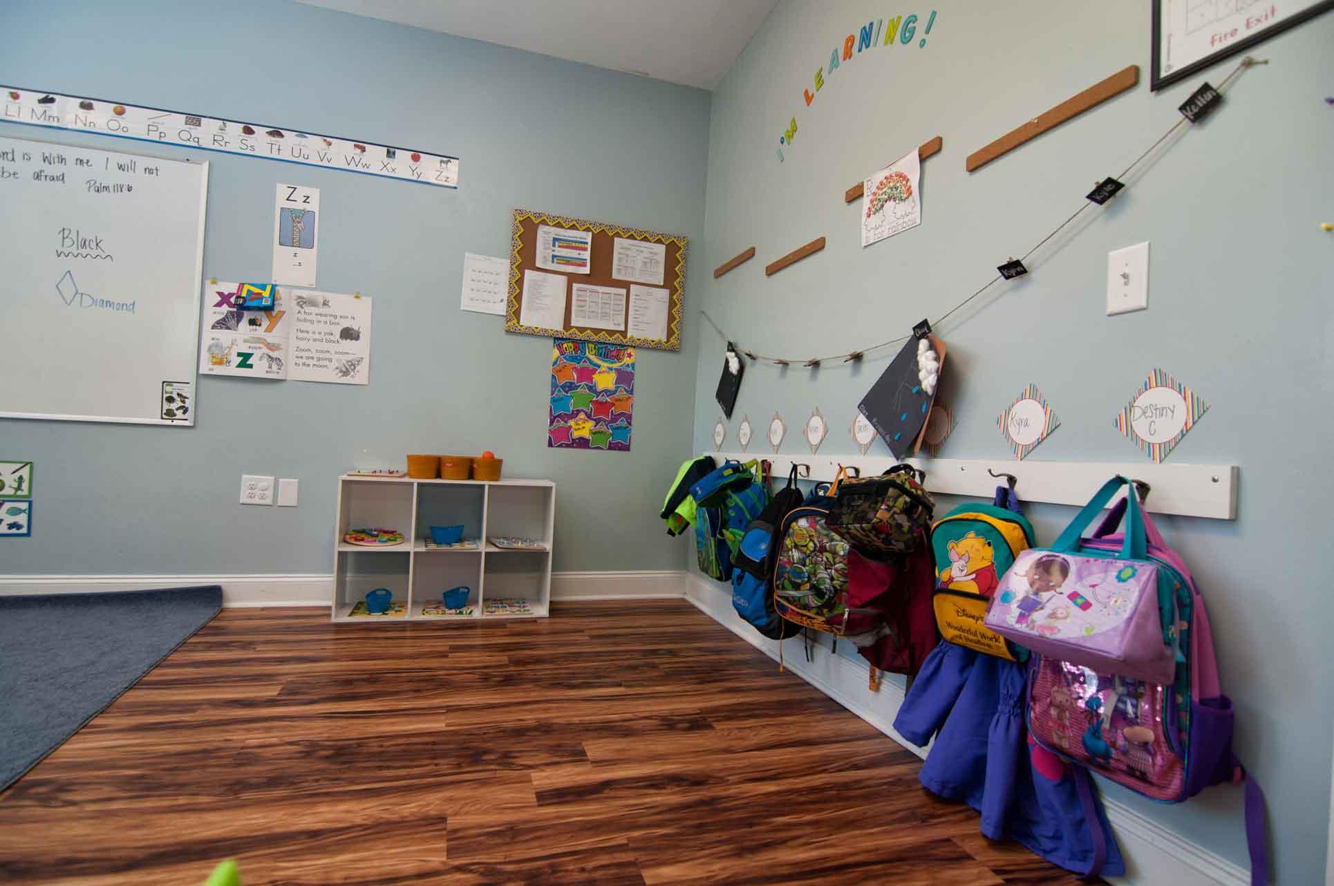 Classroom-at-Faith-Christian-Academy-Located-between-Burlington-and-Greensboro-NC