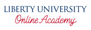 Liberty University Online Academy Logo
