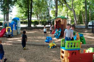 Playground and Summer Camp at Burlington Christian School - Faith Christian Academy